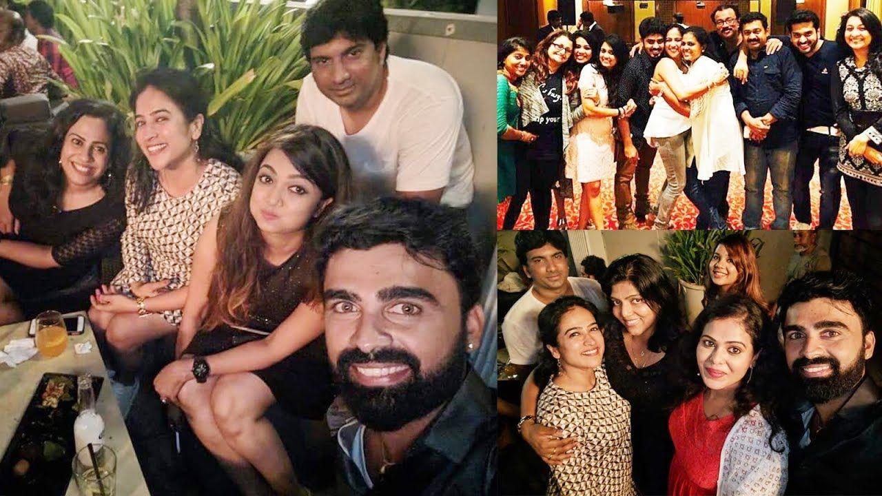 Vijay Tv Pagal Nilavu Serial 500 days Celebration Photos | Cine