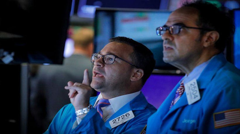 Asian shares turn lower on sinous trade recession
