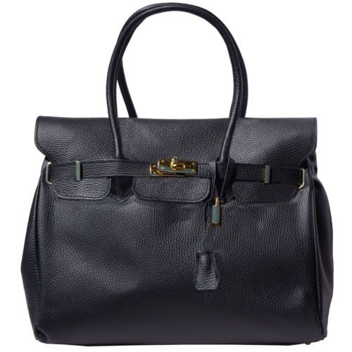 Shoulder-Bag-Italian-Genuine-Leather-Hand-made-in-Italy-Florence-8058-bk