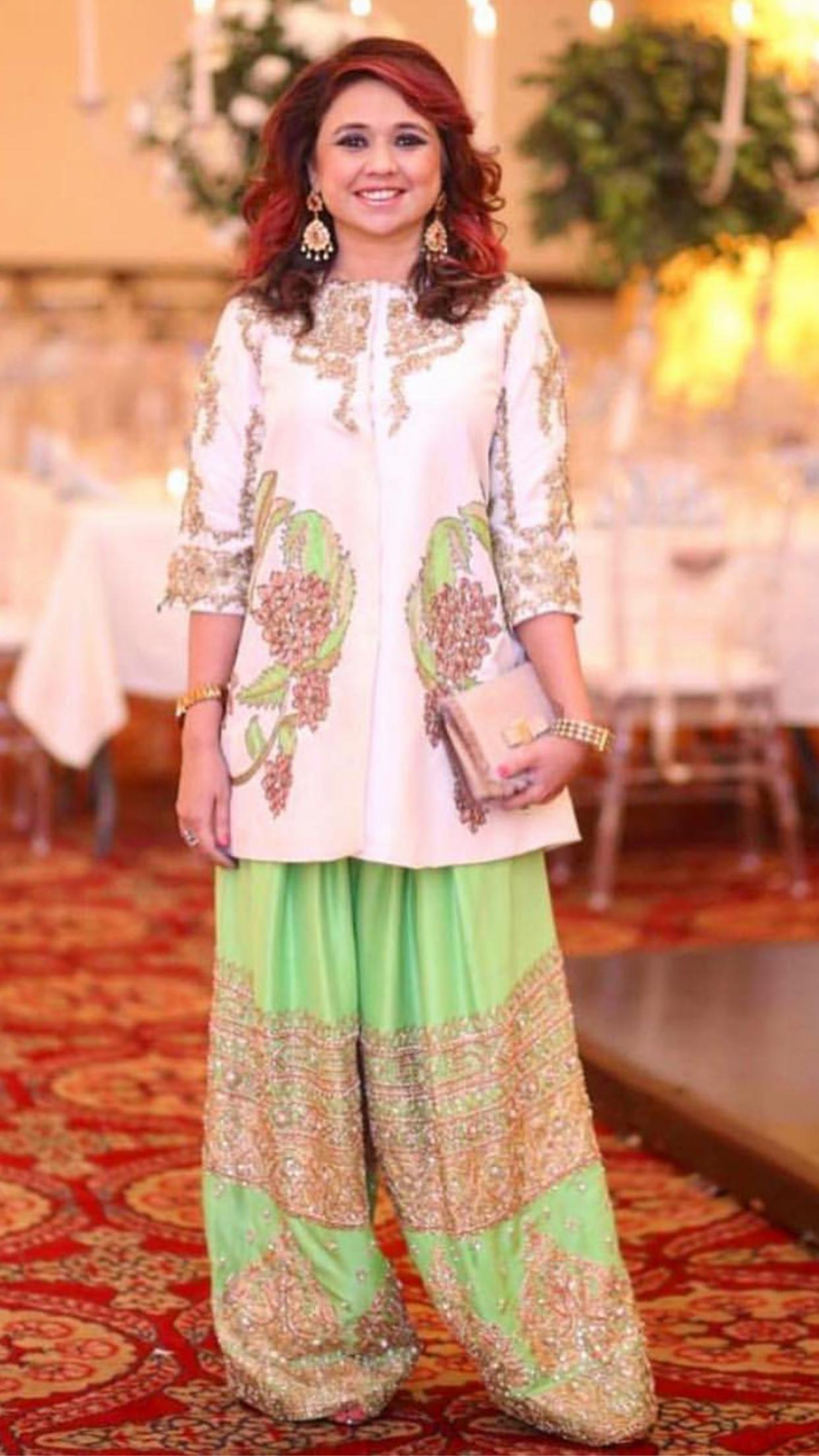 Ali Xeeshan   Pakistanische Hochzeitskleider   Pinterest ...