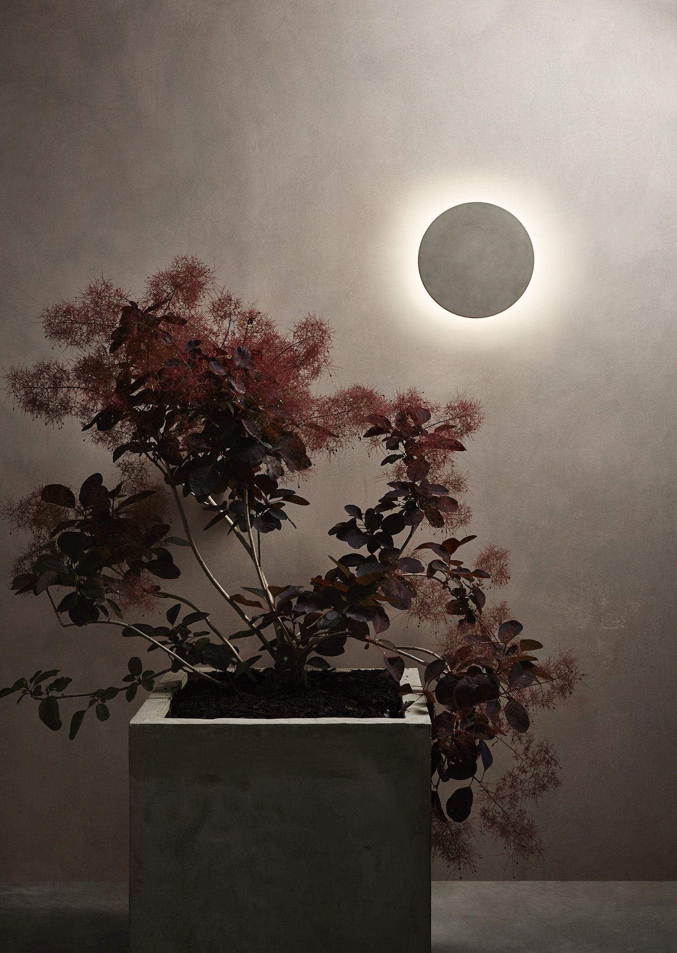 The Eclipse 300 Round In Concrete 1333011 By Astro Lighting Exterior Lighting Lighting Outdoor Lighting