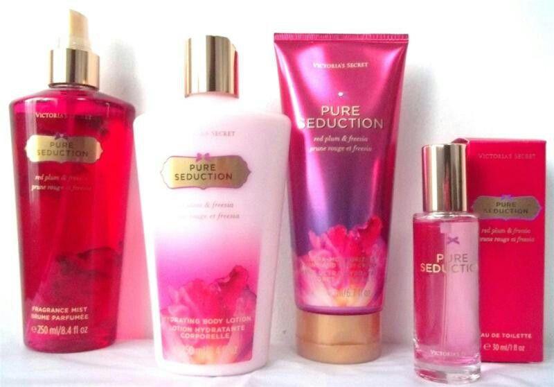 SeductionOler Mmmm Lociones Victoria Rico Secret Pure Rcq5AL34Sj