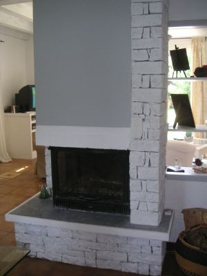 Hervorragend relooker une cheminée | Fire places, Foyers and Salons JL82