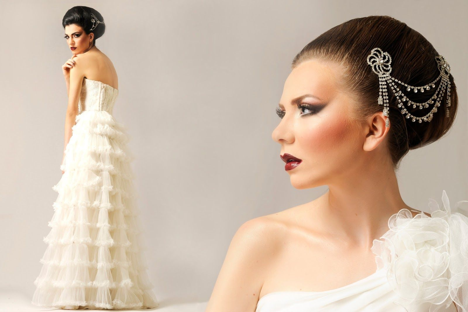 Mac Bridal Makeup Looks ΝΥΦΙΚΟ ΜΑΚΙΓΙΑΖ BRIDAL MAKEUP