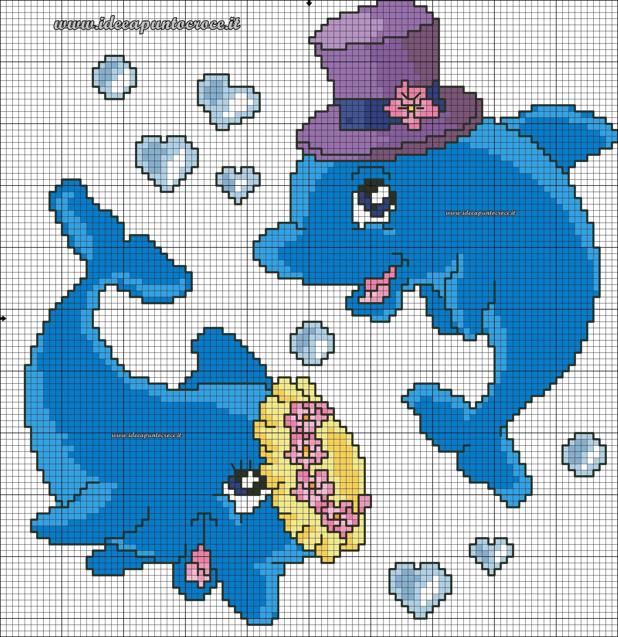 Schema Delfini Punto Croce Embroidery Pinterest Cross Stitch