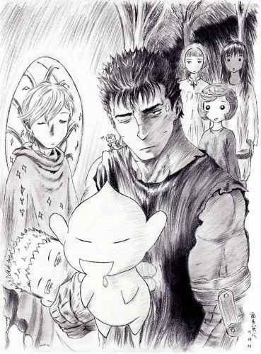 Wallpapers Art Pencil > Wallpapers Manga Berserk