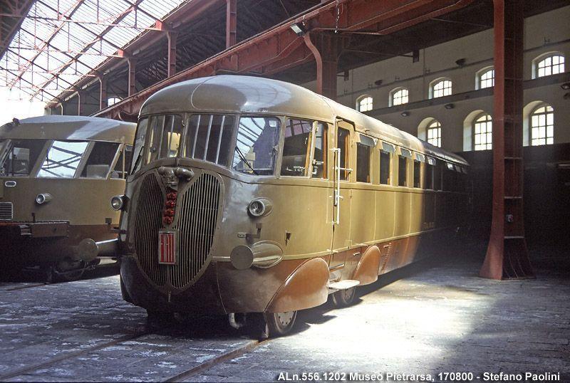 Diesel ALn.40 / 56 / 556 / 776 in 2020 Abandoned train