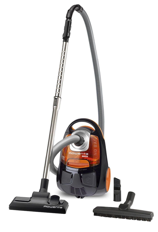 CLATRONIC Pavimento per Aspirapolvere senza sacchetto ROSSO aspirapolvere senza sacchetto aspirapolvere 700 Watt Red