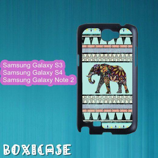 Elephant--Samsung Galaxy S3 Case,Samsung Galaxy S4 Case,Samsung Galaxy Note 2 Case,cute Samsung S3 Case,cute Samsung S4 Case,cute s3 case. by Boxicase, $15.95