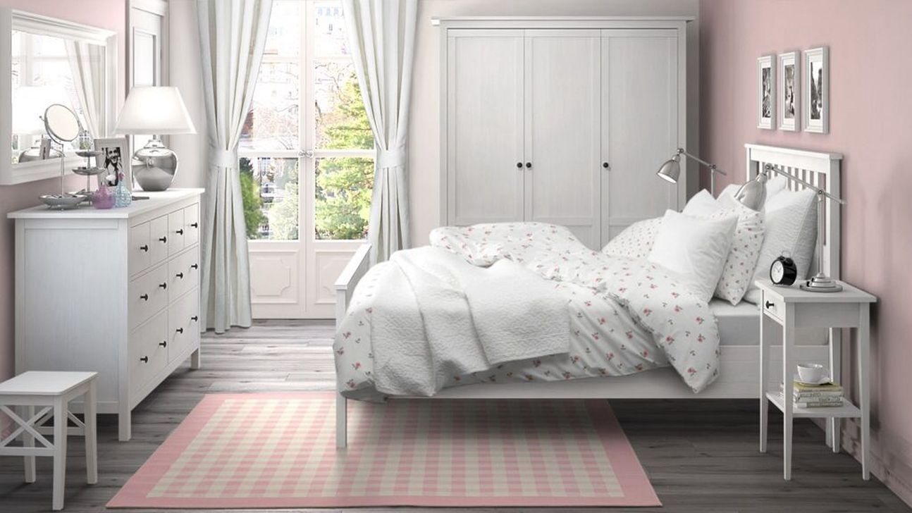 White Bedroom Tumblr 30 Stylish White Furniture Inspiration Ideas For Bedroom Bedroom Design Ikea Bedroom Furniture Teenage Bedroom Furniture