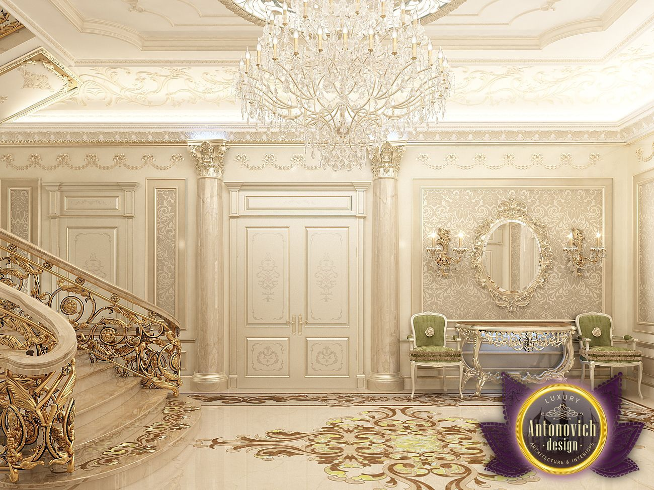 Antonovich design luxury design projects in india dream interior of luxury antonovich design