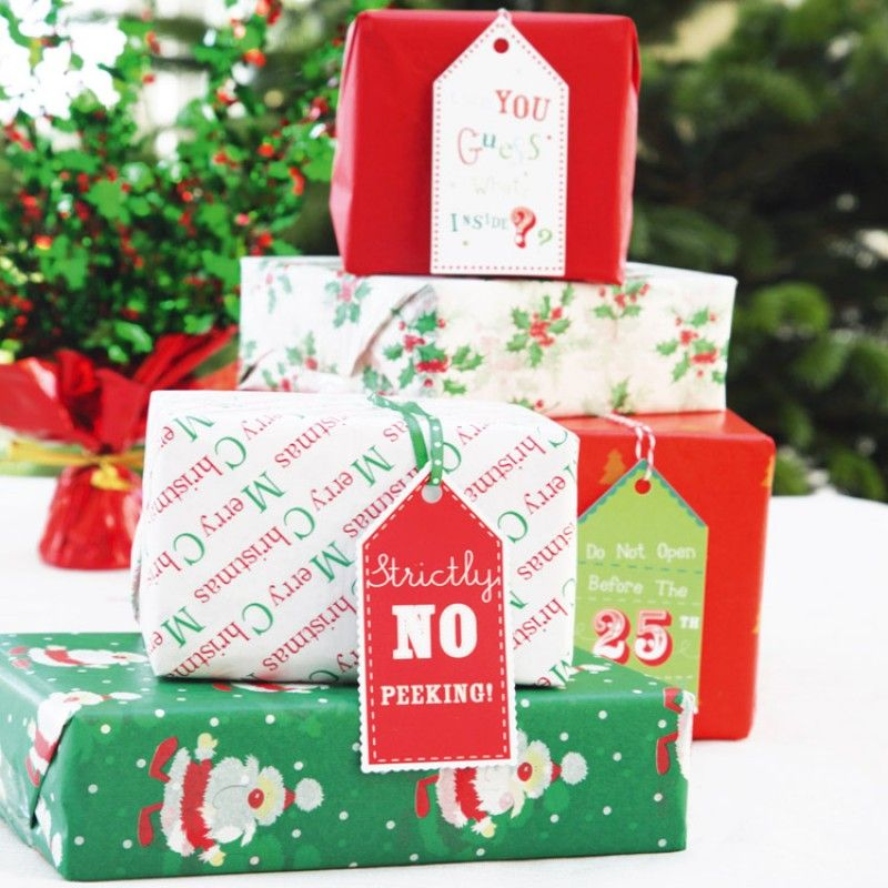 christmas tissue paper - Gift Wrap  Cards - Christmas Christmas