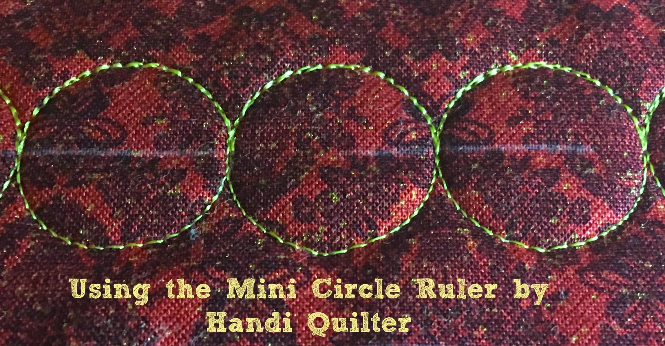 10 best images about Handi Quilter videos on Pinterest