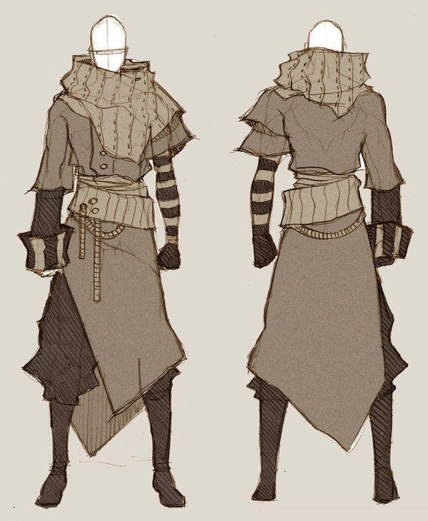gazeraz alchemist concept by mizaeltengu on deviantart clothing reference - Clothing Design Ideas