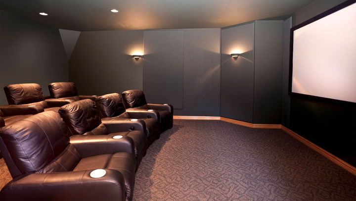 Video Big Screen Small Budget How To Build A Home Theater On