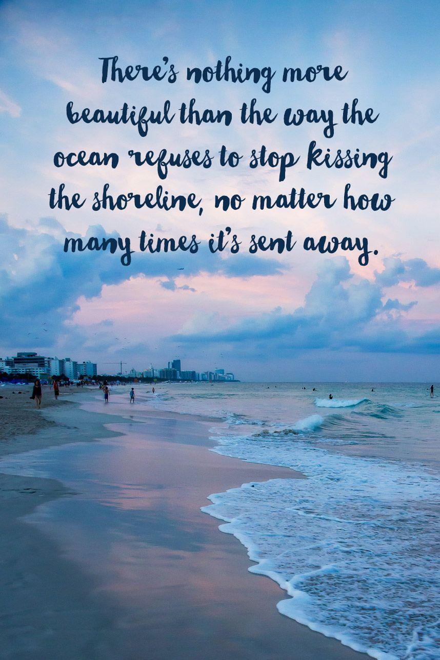 Pin by Morgan Dean on Inspiration | Beach quotes, Beach ...