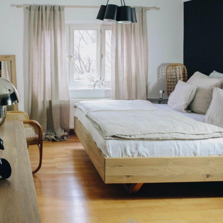 Individuelle Echtholzmobel Von Vitamin Design Echtholz Mobel Gemutliches Schlafzimmer Gemutlich