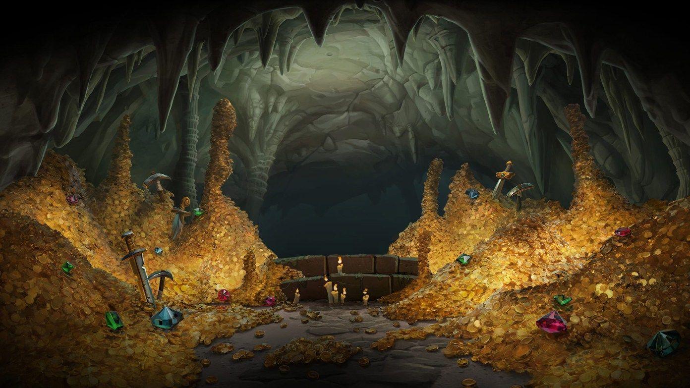 Пещера дракона картинки для детей