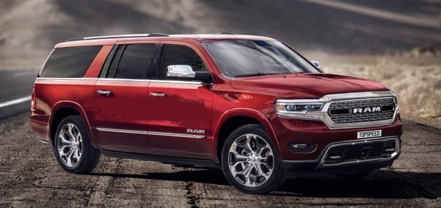 2020 Ram Ramcharger Review Price Specs And Release Date Suv Trend New Cars New Dodge Dodge Ramcharger