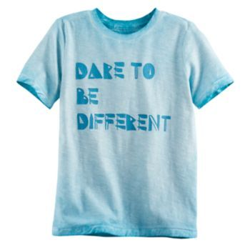 be9d5e9e1bf0 Boys 4-7x SONOMA Goods for Life™ Washed Tie-Dyed Graphic Tee | Kohls ...