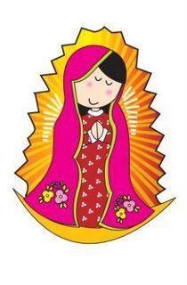 Dibujos De Virgencitas Para Imprimir Imagenes Y Dibujos Para