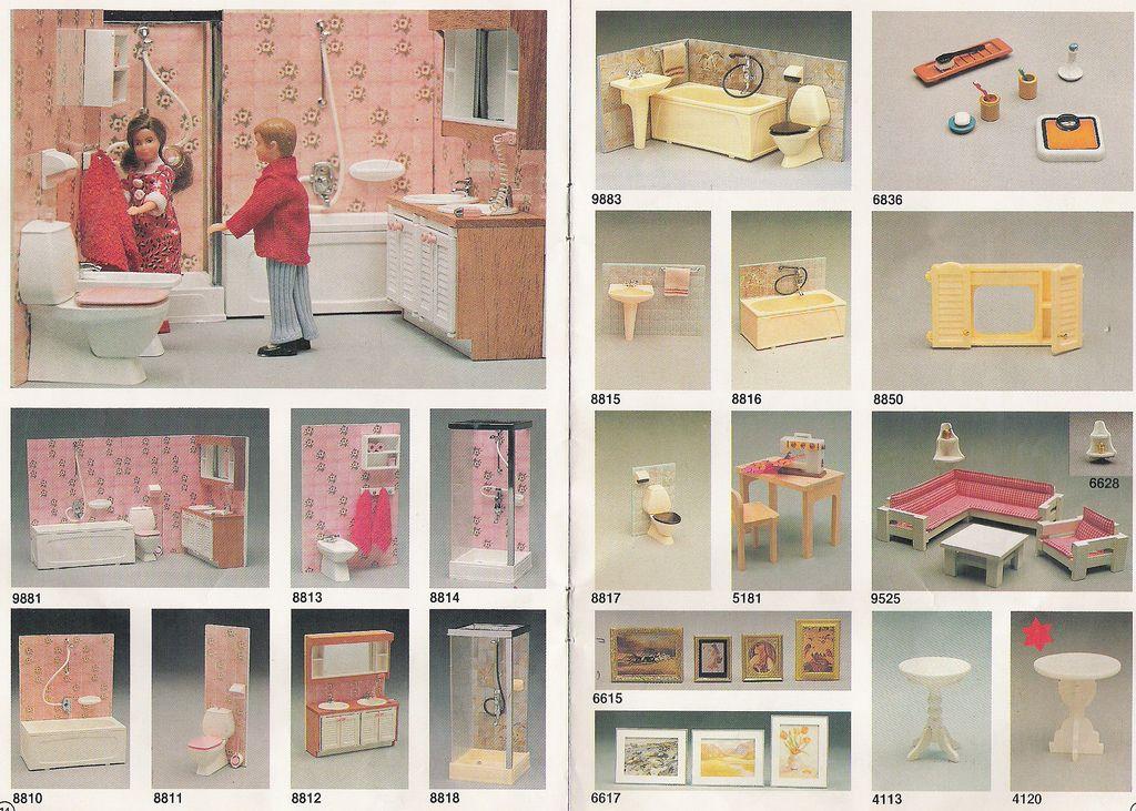 Lundby 1984 P 14 15 Mebelka Pinterest Dolls Doll Furniture