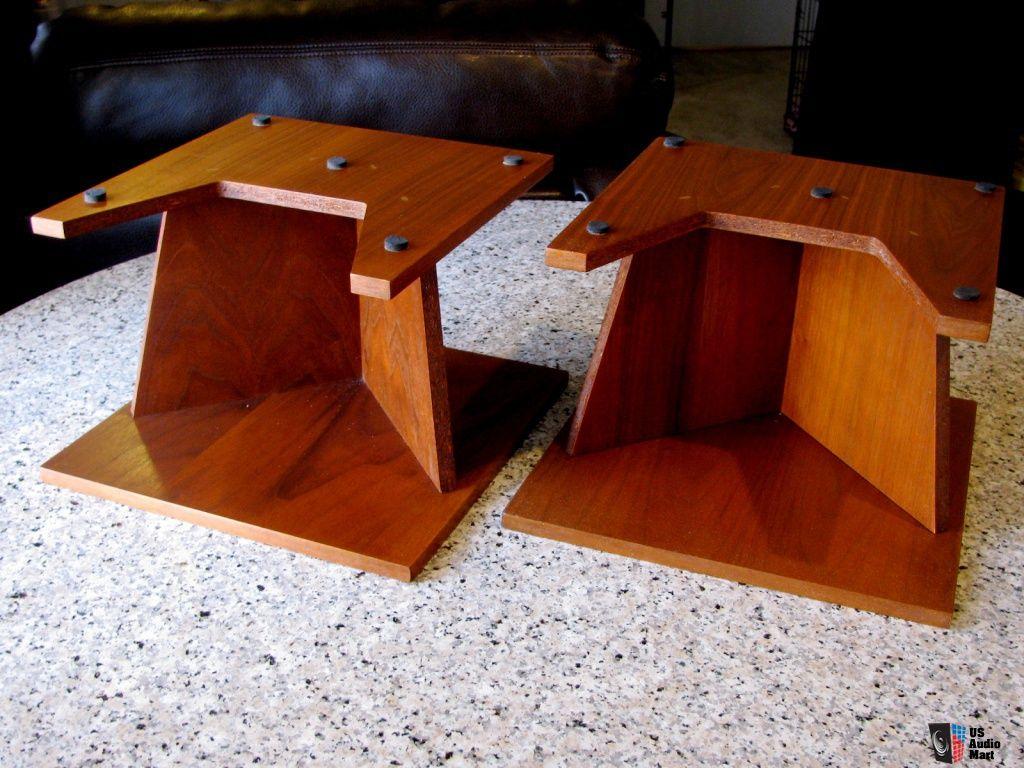 Vintage Speaker Stands - Photo10  Speaker stands, Speaker