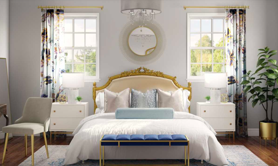 Bedroom Ideas in 9  Bedroom design, Traditional bedroom design