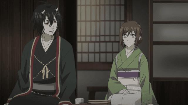 Reseña / Kakuriyo No Yadomeshi / Episodios 9