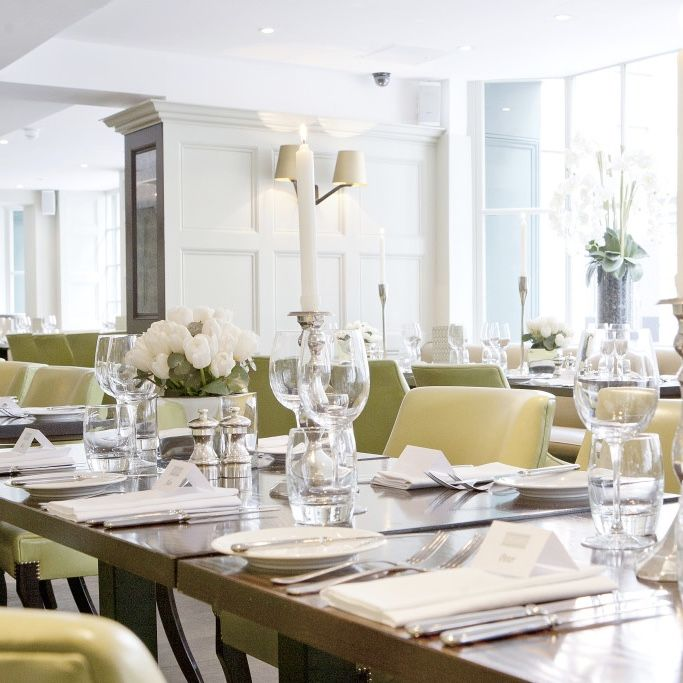 Chiswell Street Dining Rooms Is A Modern British Restaurant And Entrancing Chiswell Street Dining Room Inspiration