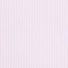 Italian White & Baby Pink Striped Cotton Shirting