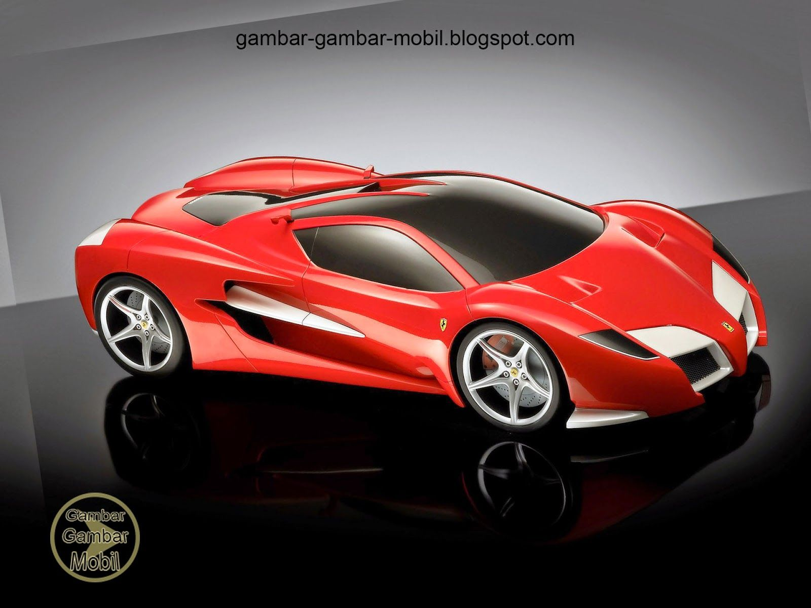 Foto Mobil Ferrari Modif Terbaru Modifikasi Style