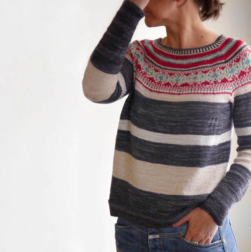 Photo of Noten Knitting pattern by ANKESTRiCK