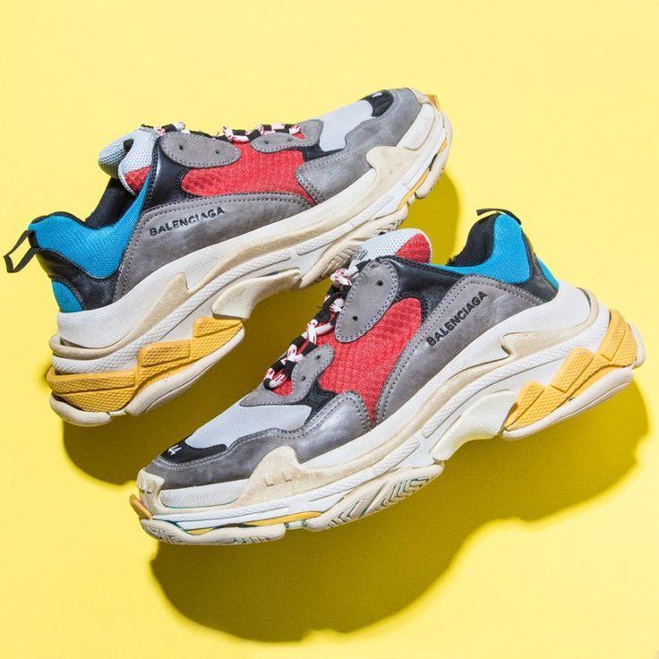 Neue Schuhe im Trend: Dad Sneaker