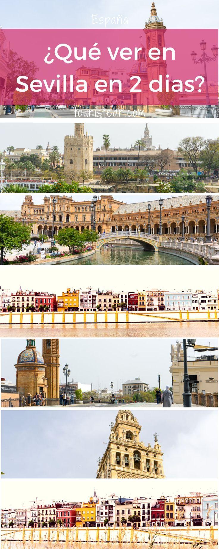 Sevilla una escapada ideal para un fin de semana viaja for Apartamentos baratos en sevilla por dias