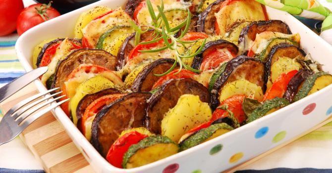 Tian CroqKilos aux pommes de terre et légumes du soleil