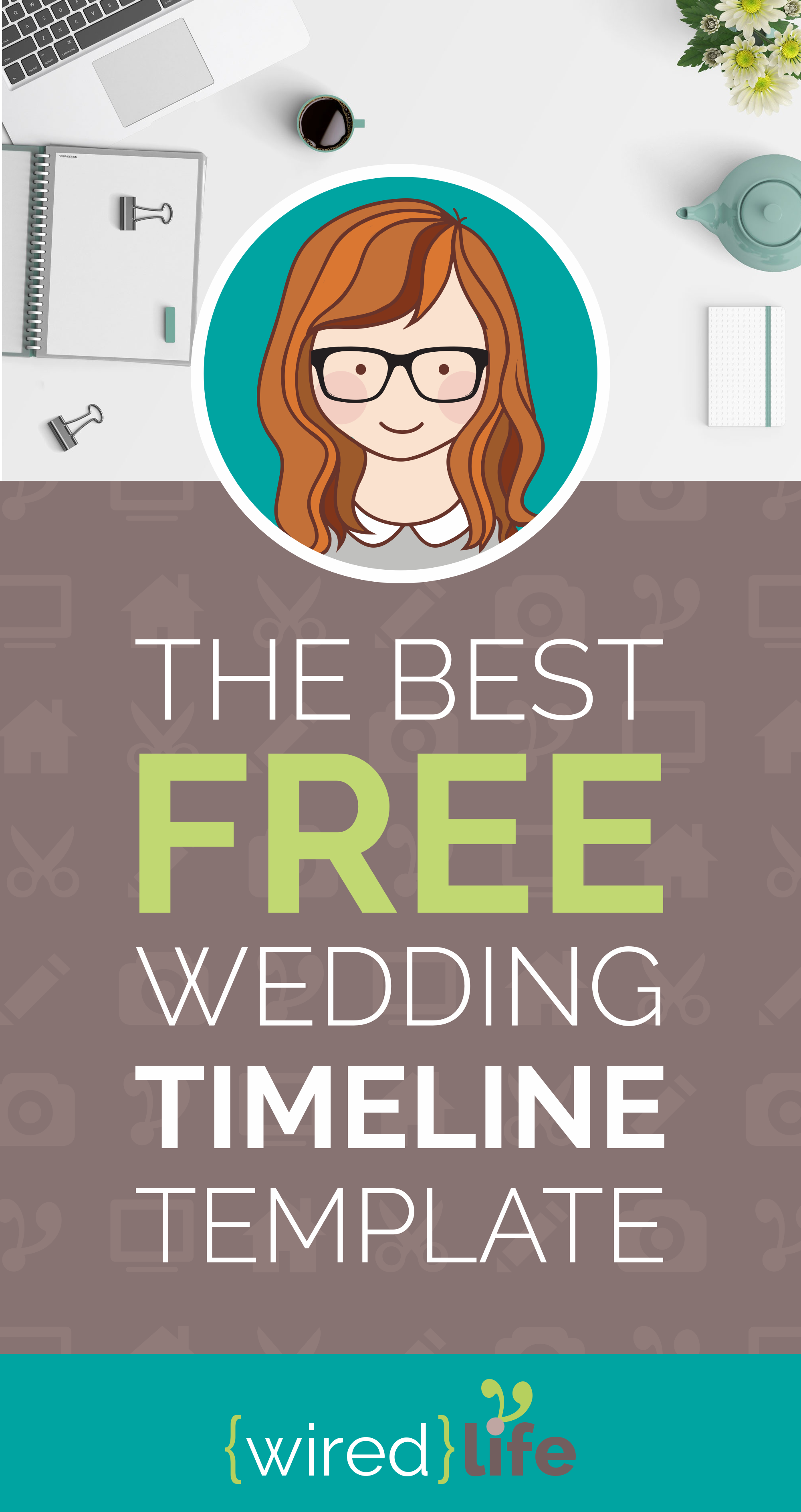 Free Downloadable Wedding Timeline & Budget Spreadsheets