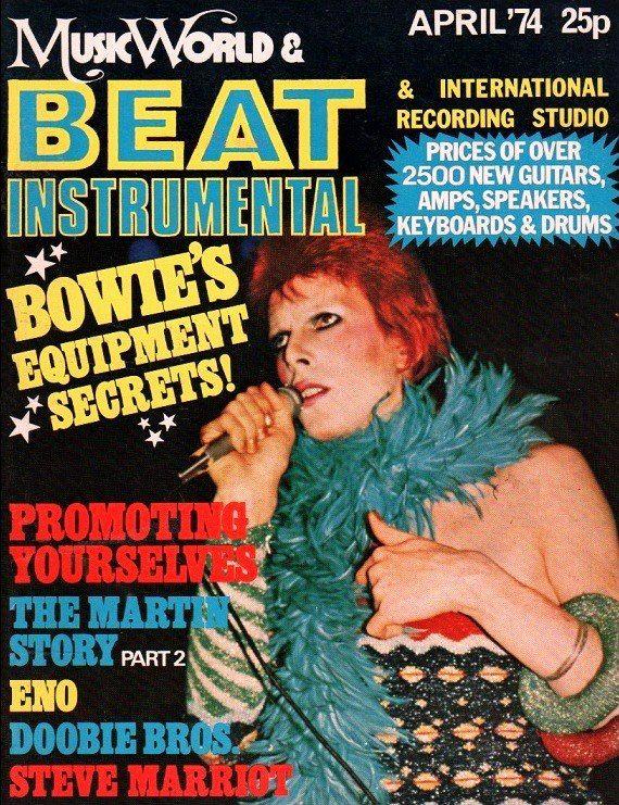 Beat Instrumental (UK) - April 1974