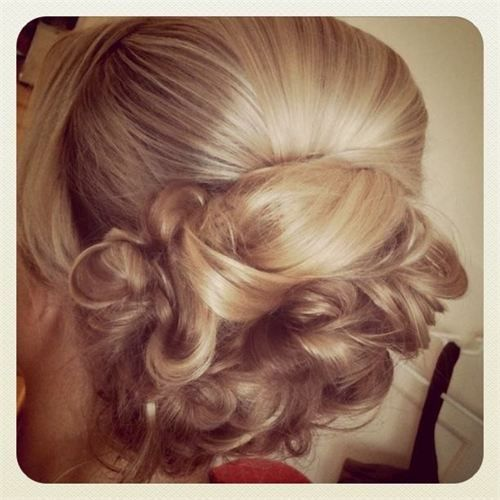 Bridal hair done by JW salon JW Salon - Indianapolis, IN ...
