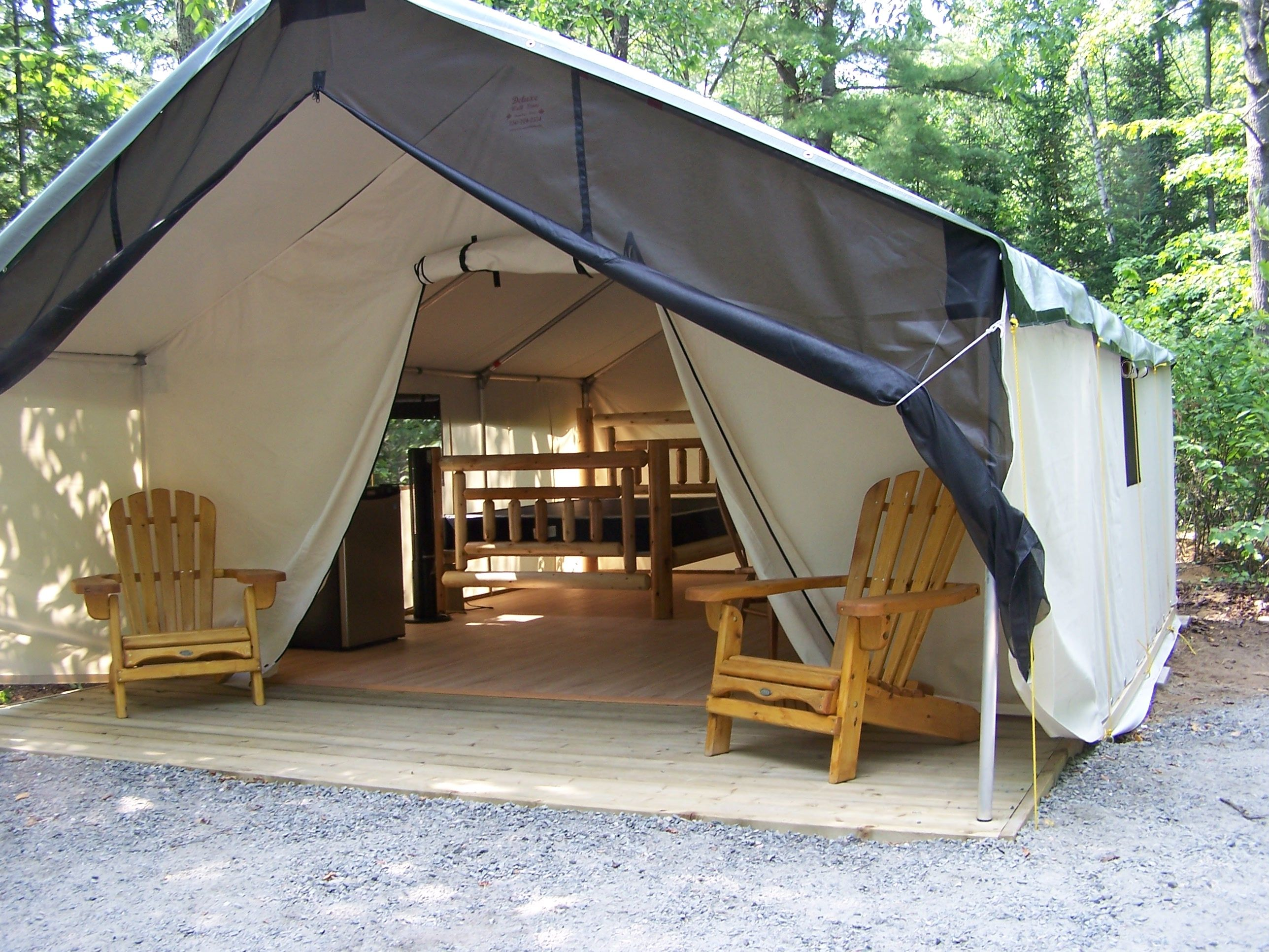 Camping Tent With Screen Porch Camp In Comfort Parks Blog