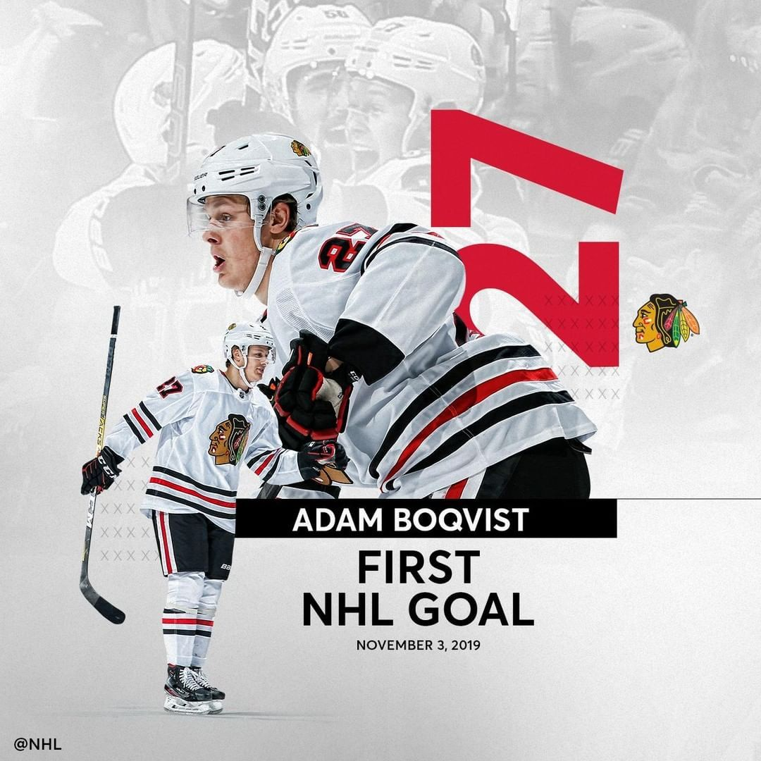 Nhl Mark That One Down Adamboqvistt You Ll Never Forget It Big4 Bigfour Big4 Bigfour Big4 Bigfour Hockey First Down Nhl Never Forget