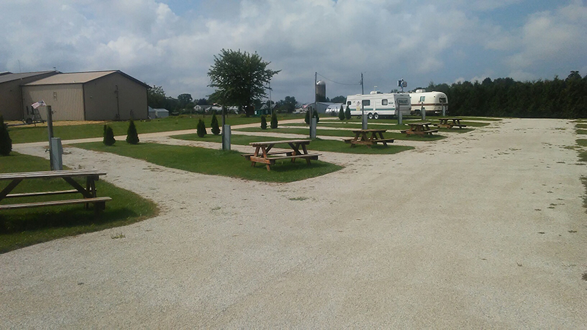 Countryside Motel Rv Sites Sturgeon Bay Wisconsin Passport America Participating Park Wisconsin Campgrounds Countryside Campground