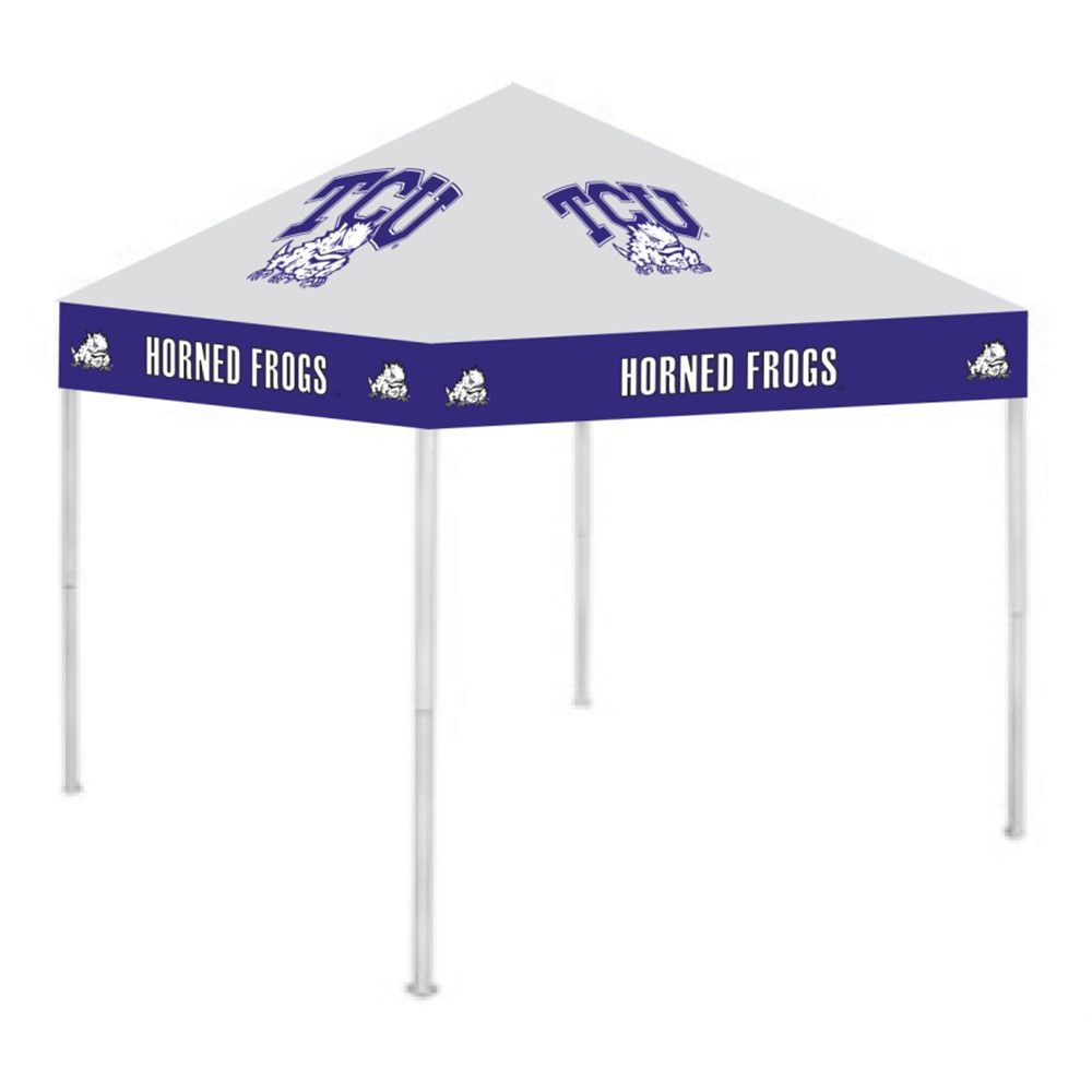 Texas Christian Horned Frogs NCAA Ultimate Tailgate Canopy (9 x 9)