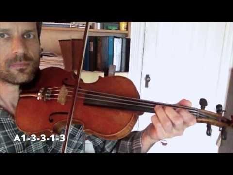 Kesh Jig-Beginner Fiddle Lesson - YouTube