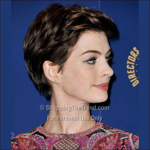 Corte De Pelo Pixie De Anne Hathaway T