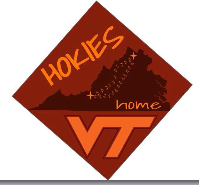 My Idea for my Virginia tech high school grad cap! College - virginia tech resume
