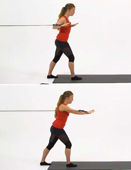 18 Best Resistance Band Exercises For Body Toning Fitness
