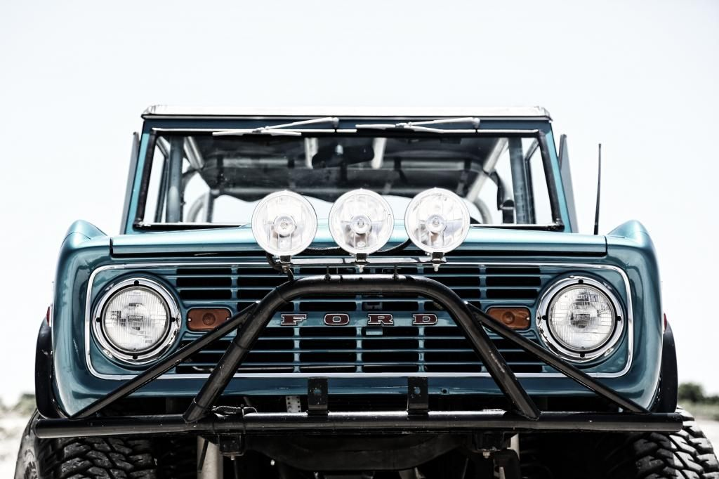 Classic Ford Bronco Grill Timkhana Ford Bronco Classic Bronco
