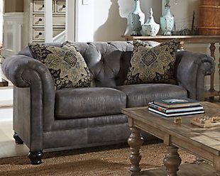 Cobblestone Product Shown On A White Background Hartigan Sofa