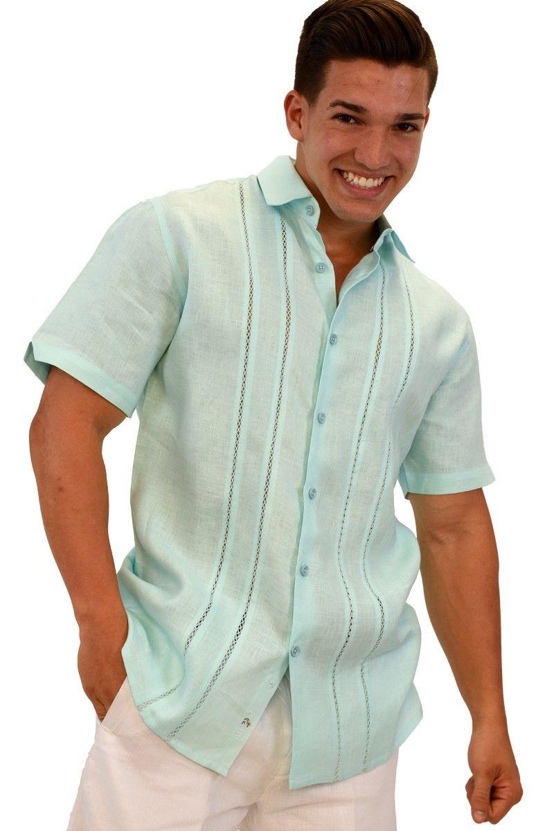 Men\'s Linen Shirt, Guayabera shirt, Men\'s linen pants, men\'s Linen ...